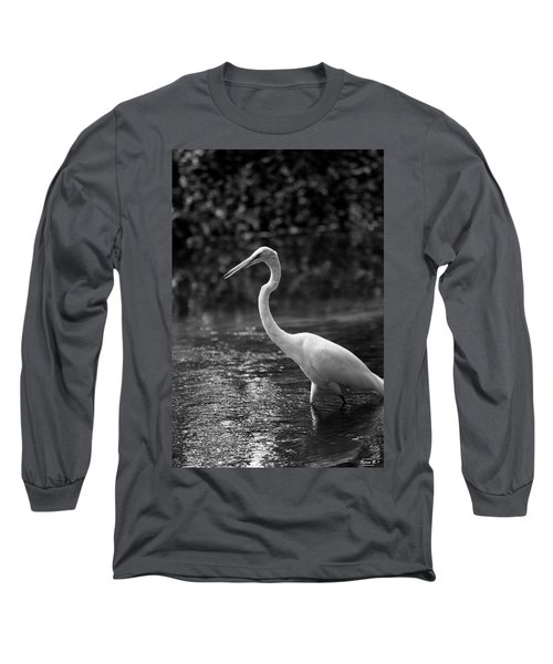 The Portrait Long Sleeve T-Shirt