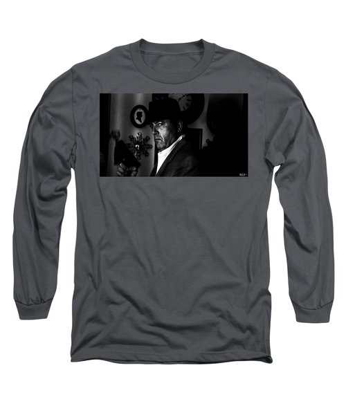 The Private Eye Long Sleeve T-Shirt