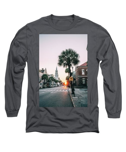 The Road Is Broad Long Sleeve T-Shirt