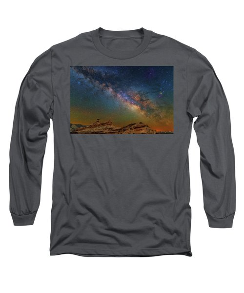 The Rock Long Sleeve T-Shirt