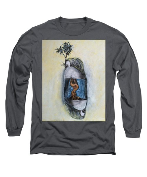 The Root Of Stranger Things Long Sleeve T-Shirt