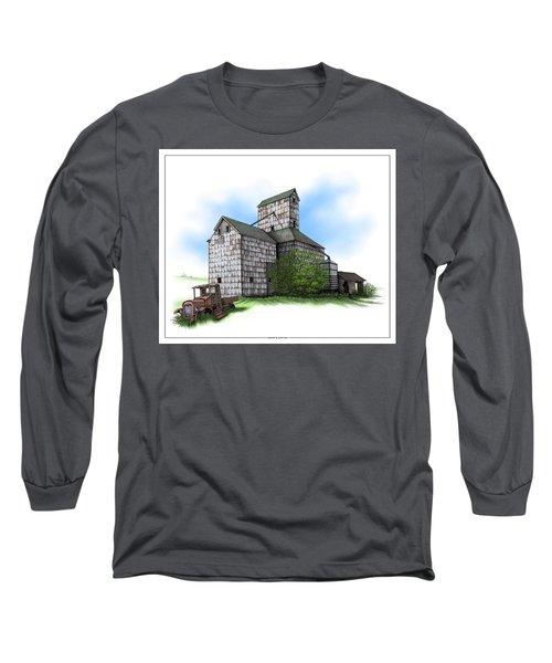 The Ross Elevator Summer Long Sleeve T-Shirt