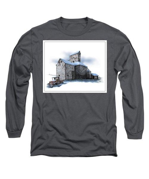 The Ross Elevator Winter Long Sleeve T-Shirt