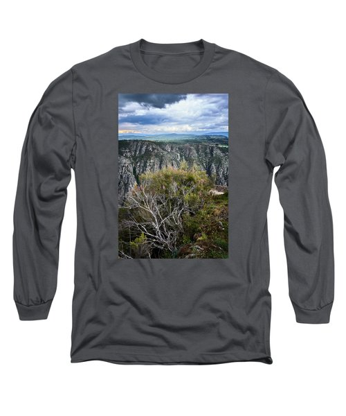 The Sights Of The Sil Long Sleeve T-Shirt