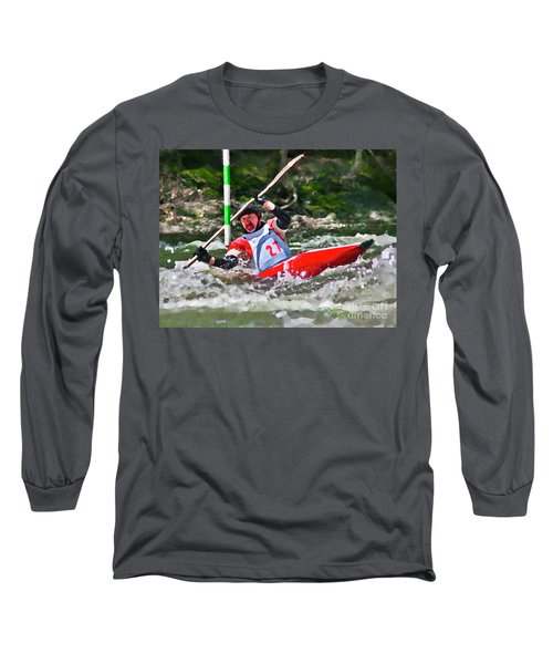 The Slalom Long Sleeve T-Shirt
