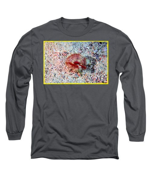 The Split-crown And The Rubble Long Sleeve T-Shirt