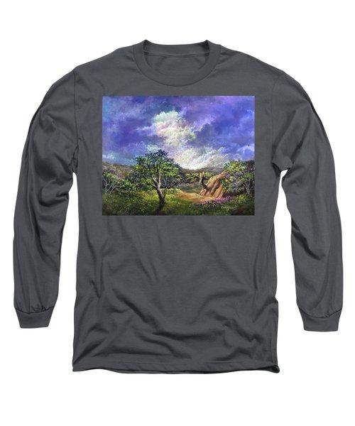 The Sustaining Celestial Long Sleeve T-Shirt