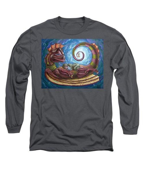 The Third Dream Of A Celestial Dragon Long Sleeve T-Shirt