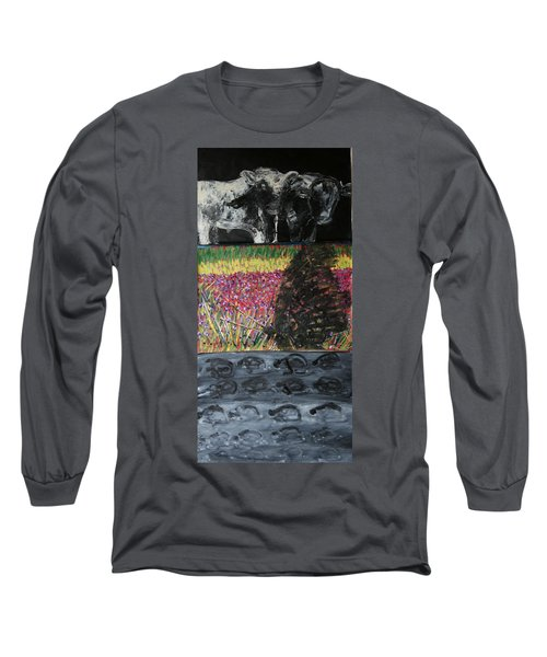 The Trickle Down Effect Long Sleeve T-Shirt