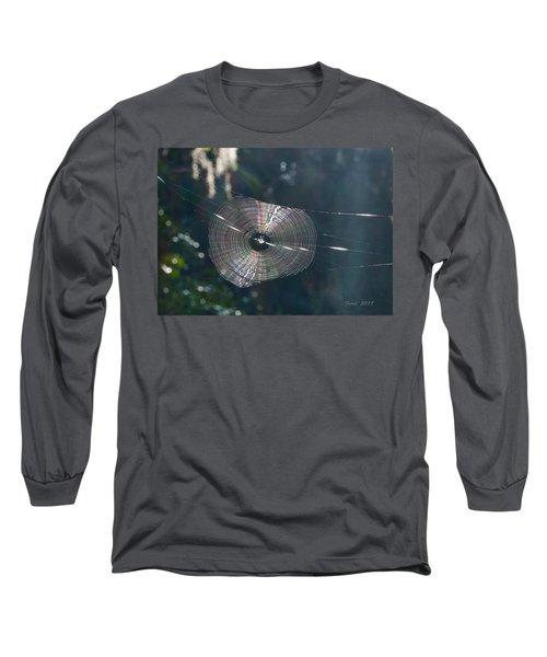 The Web Long Sleeve T-Shirt