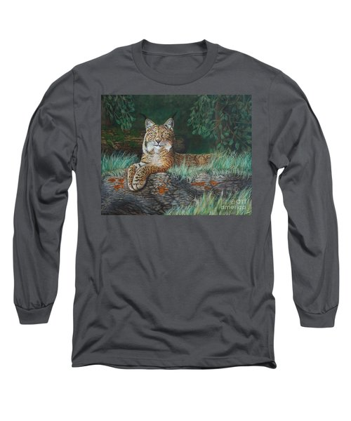 The Wild Cat  Long Sleeve T-Shirt