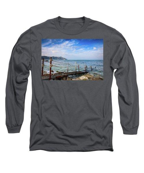 The Winter Sea #2 Long Sleeve T-Shirt