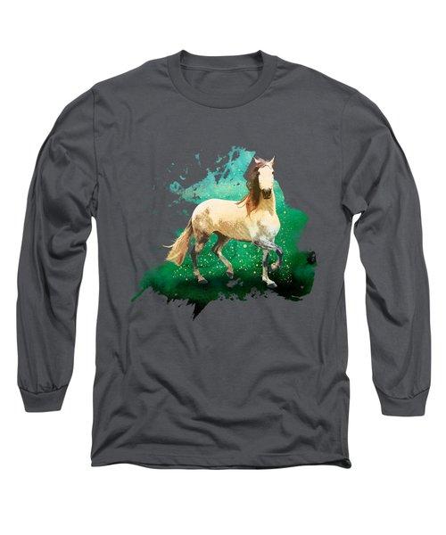 The Wonderful Horse Long Sleeve T-Shirt