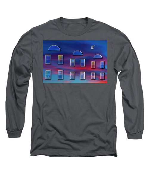 The Wormhole Long Sleeve T-Shirt