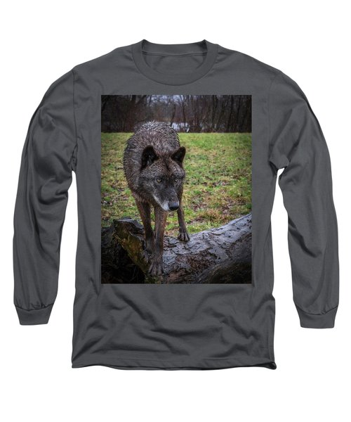 This Is My Log Long Sleeve T-Shirt