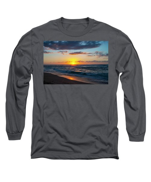 This Is Why They Call It Sunset Beach Long Sleeve T-Shirt