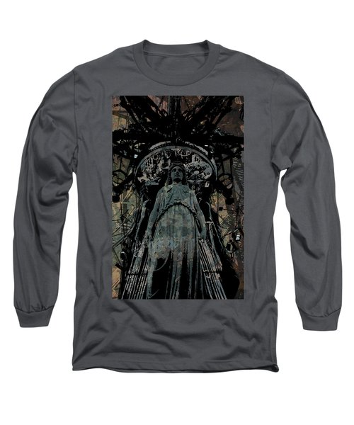 Three Caryatids Long Sleeve T-Shirt