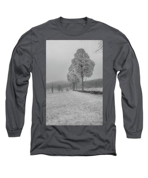 Three Sentinals Long Sleeve T-Shirt