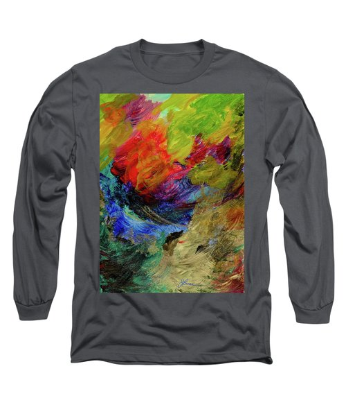 Time Changes Long Sleeve T-Shirt