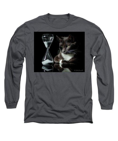 Time Keeper Long Sleeve T-Shirt
