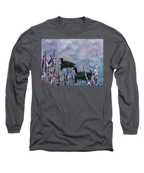 Time To Go South Long Sleeve T-Shirt