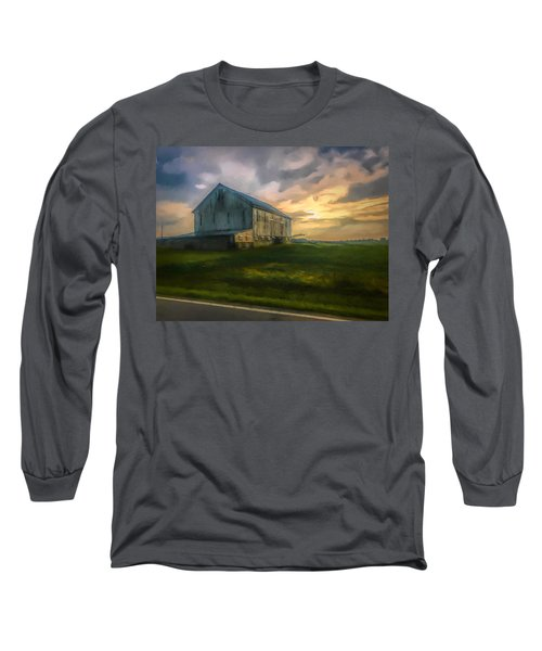 Time To Wake Long Sleeve T-Shirt