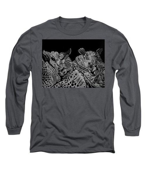 Tough Rams Long Sleeve T-Shirt