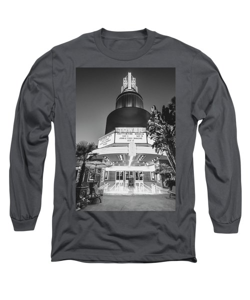 Tower In Silence- Long Sleeve T-Shirt