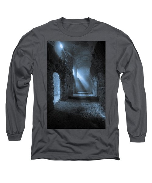 Traces Of The Past Long Sleeve T-Shirt