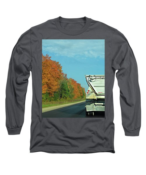 Trailing Behind Long Sleeve T-Shirt