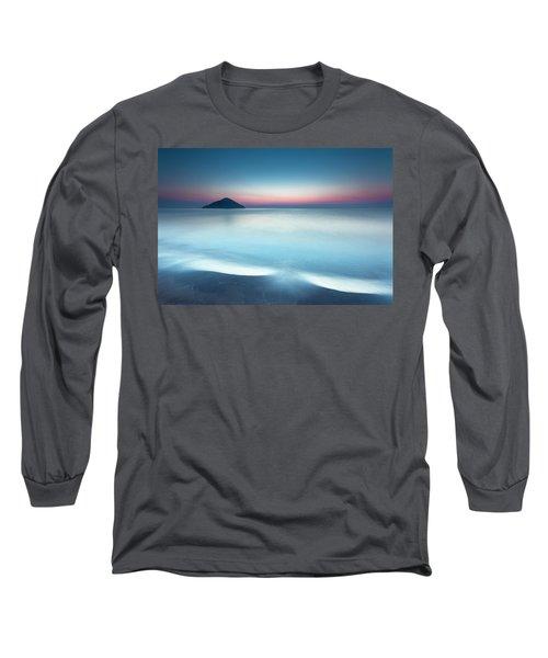 Triangle Island Long Sleeve T-Shirt