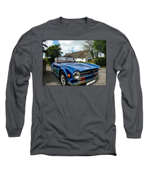 Triumph Tr6 Long Sleeve T-Shirt