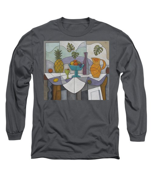Tropical Delights Long Sleeve T-Shirt