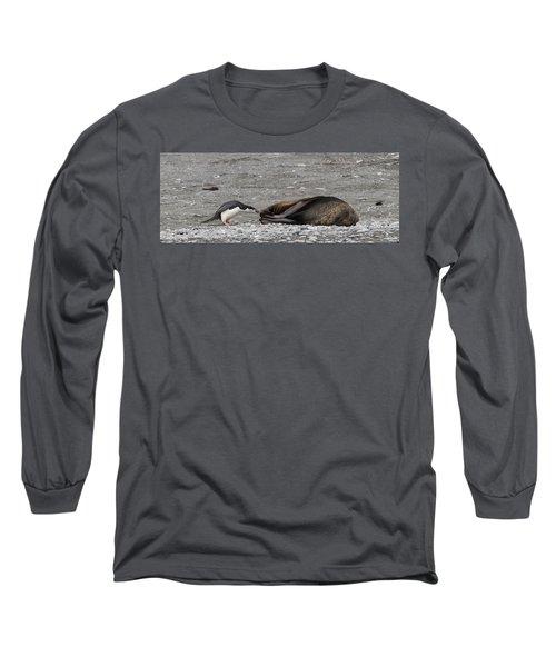 Troublemaker Long Sleeve T-Shirt