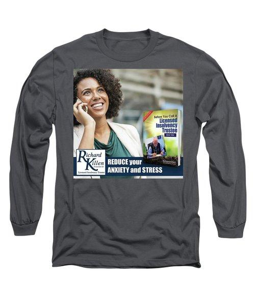 Trustee In Bankruptcy  Richard Killenand Associates Team Long Sleeve T-Shirt