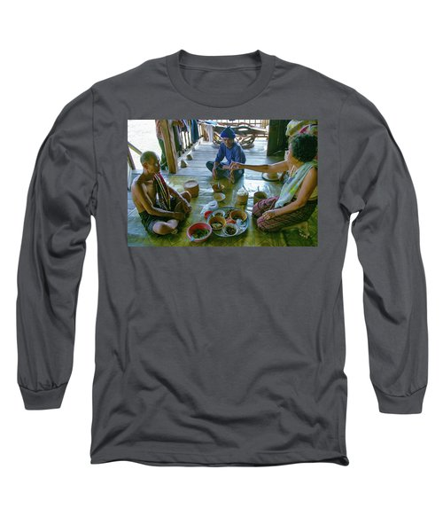Try This Rat Its Delicious Long Sleeve T-Shirt