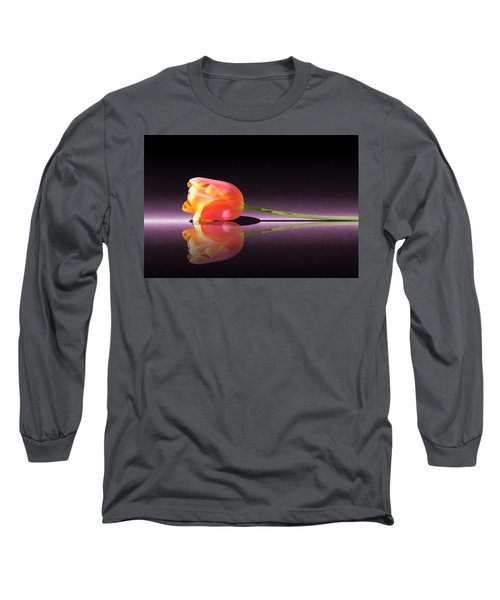 Tulip Reflection Long Sleeve T-Shirt
