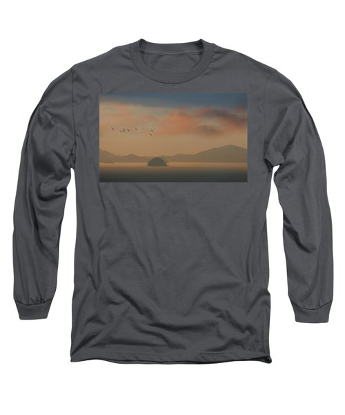 Twilight Calm Long Sleeve T-Shirt