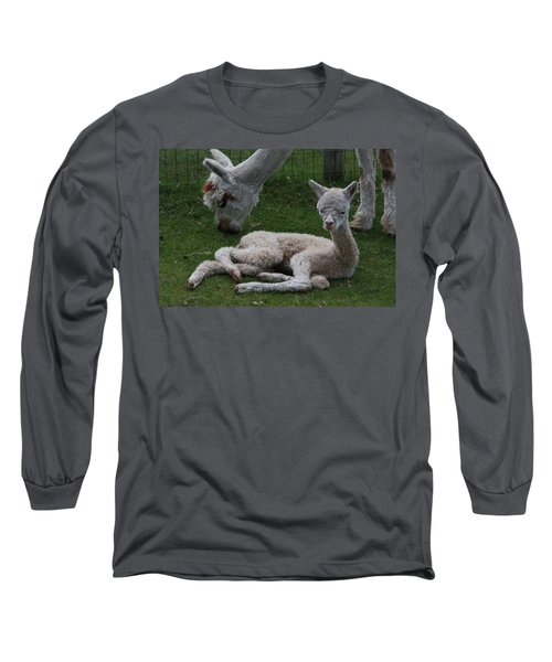 Two Hours Old Long Sleeve T-Shirt