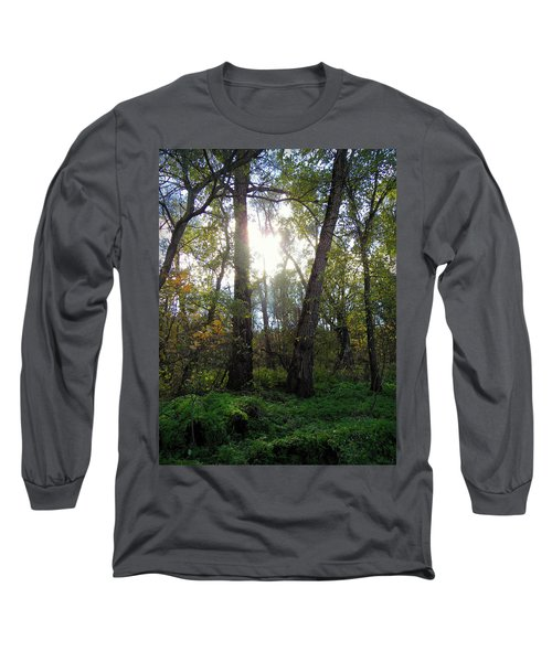 Two Steps Behind Long Sleeve T-Shirt