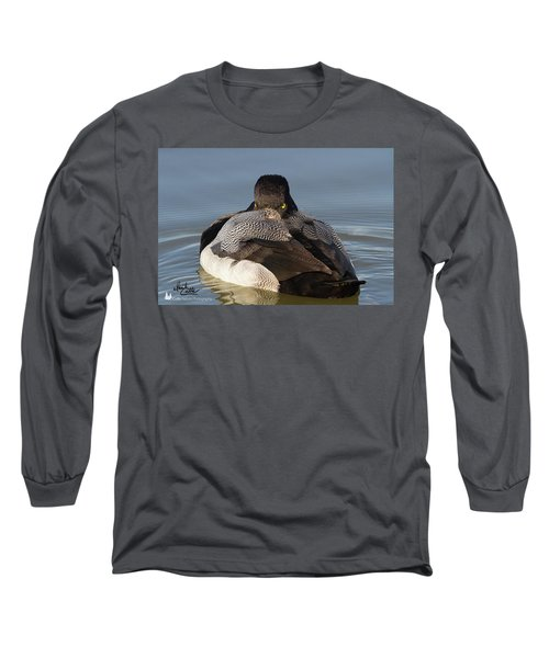 Undercover Stare Long Sleeve T-Shirt