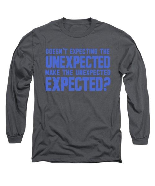 Unexpected Long Sleeve T-Shirt