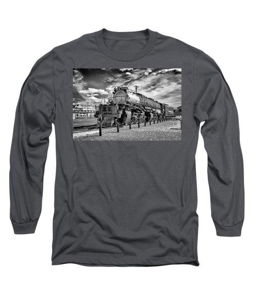 Union Pacific 4-8-8-4 Big Boy Long Sleeve T-Shirt