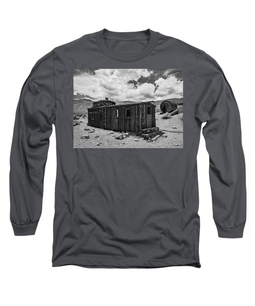 Union Pacific Caboose Long Sleeve T-Shirt