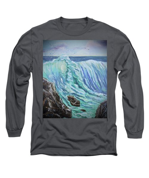 Unstoppable Force Long Sleeve T-Shirt