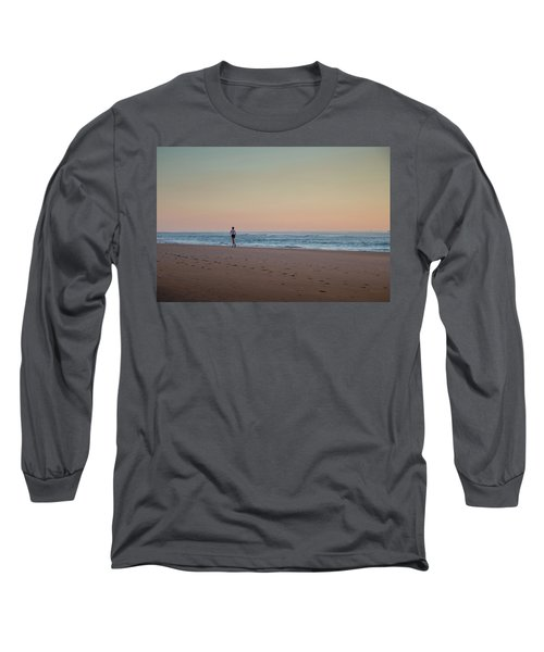 Up And Running Long Sleeve T-Shirt