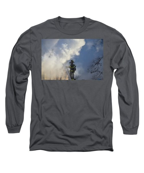 Up In Smoke Long Sleeve T-Shirt