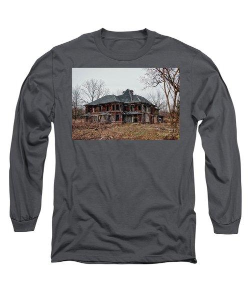 Urban Exploration Long Sleeve T-Shirt