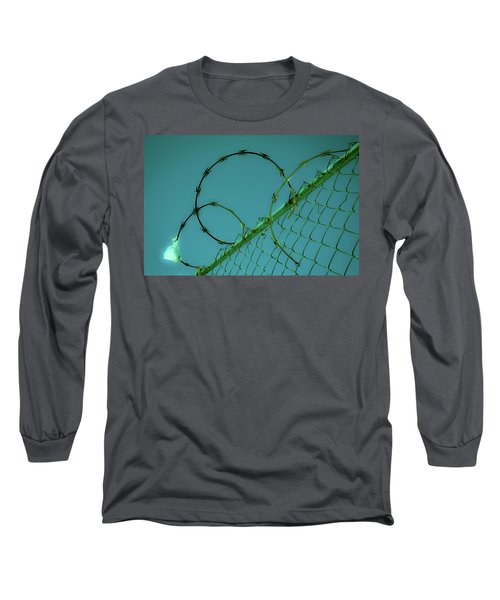Urban Geometry Long Sleeve T-Shirt