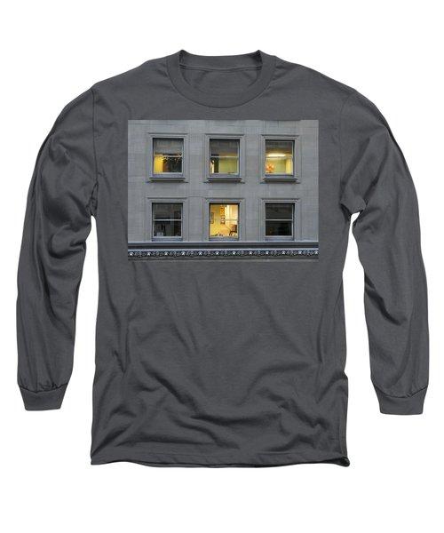 Urban Windows Long Sleeve T-Shirt